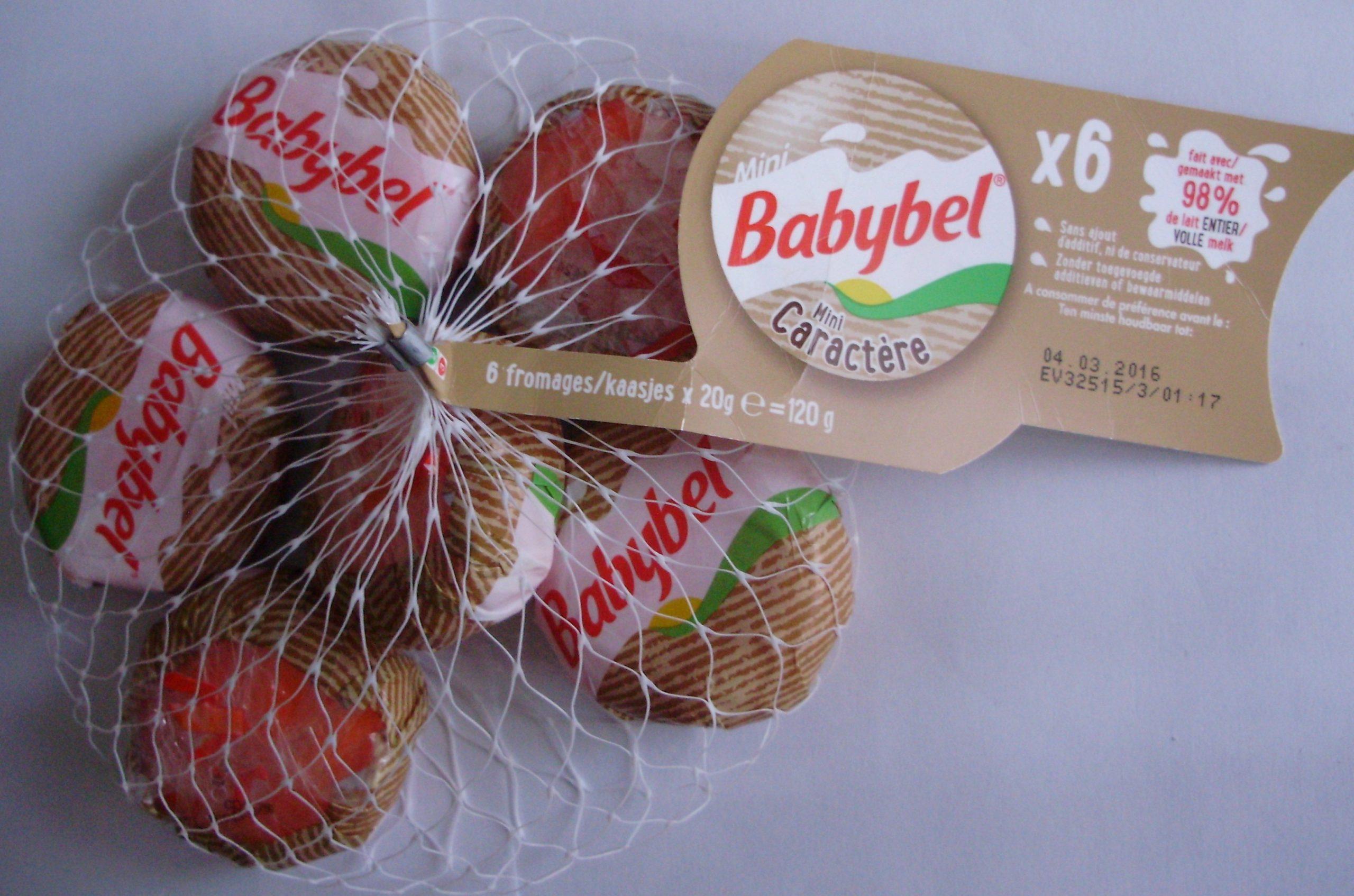 Babybel kaasjes is geen babykaasje - Duidelijk verschil tussen beide - www.NoordHollandseBoerenkaas.nl