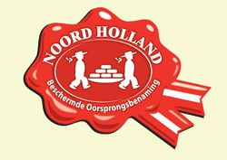 Echte NH kaas zegel en komt uit Noord-Holland en bestel je online bij www.Noordhollandseboerenkaas.nl