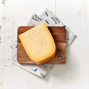 zachte en romige kaas smaakt mild en aromatisch