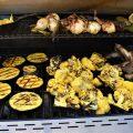 Kaasfondue met gegrilde groenten - Kaasfondue wat doop je erin - kaasfondue combinaties - www.NoordHollandseBoerenkaas.nl