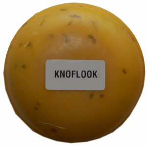 Klein kaasjes Knoflook - boerenkaasje 400 gram - www.noordhollandseboerenkaas.nl